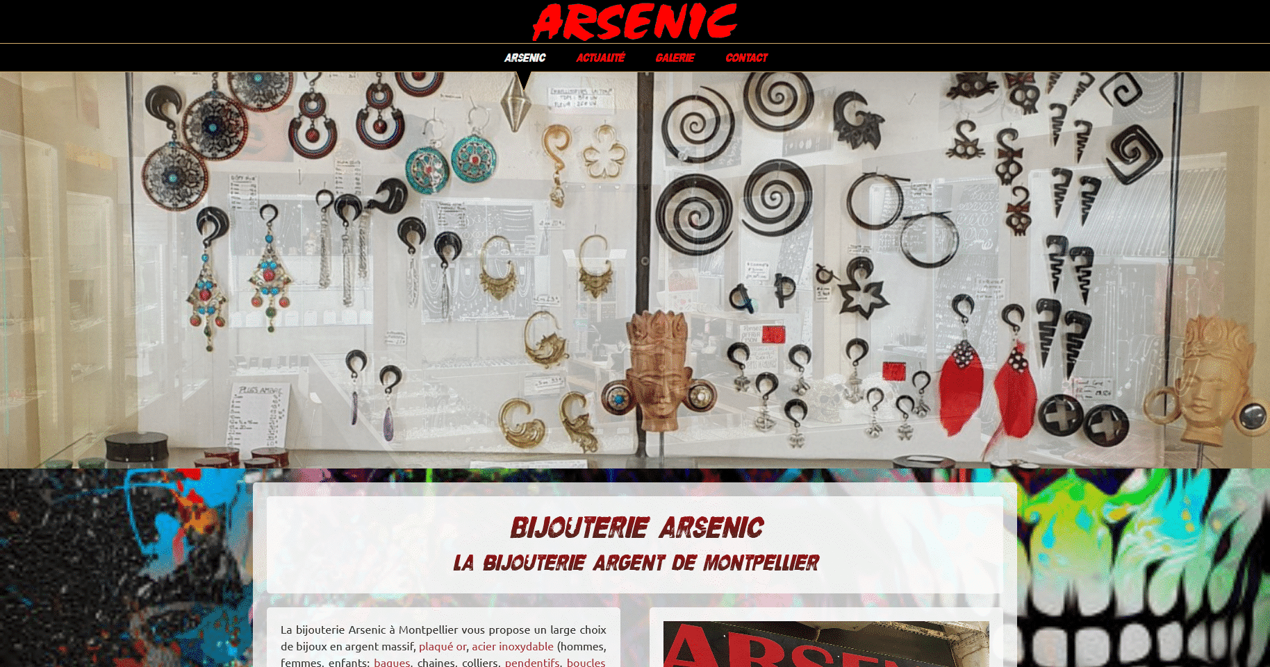 Bijouterie Arsenic