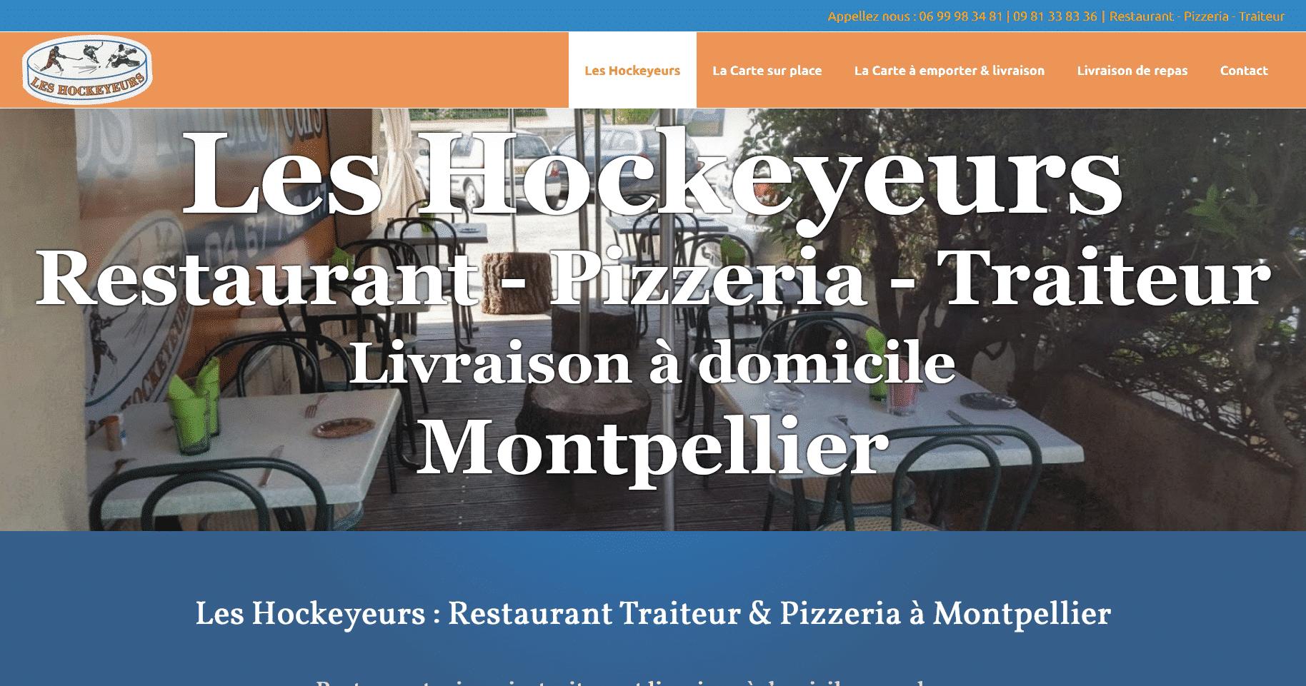 Les Hockeyeurs Restaurant