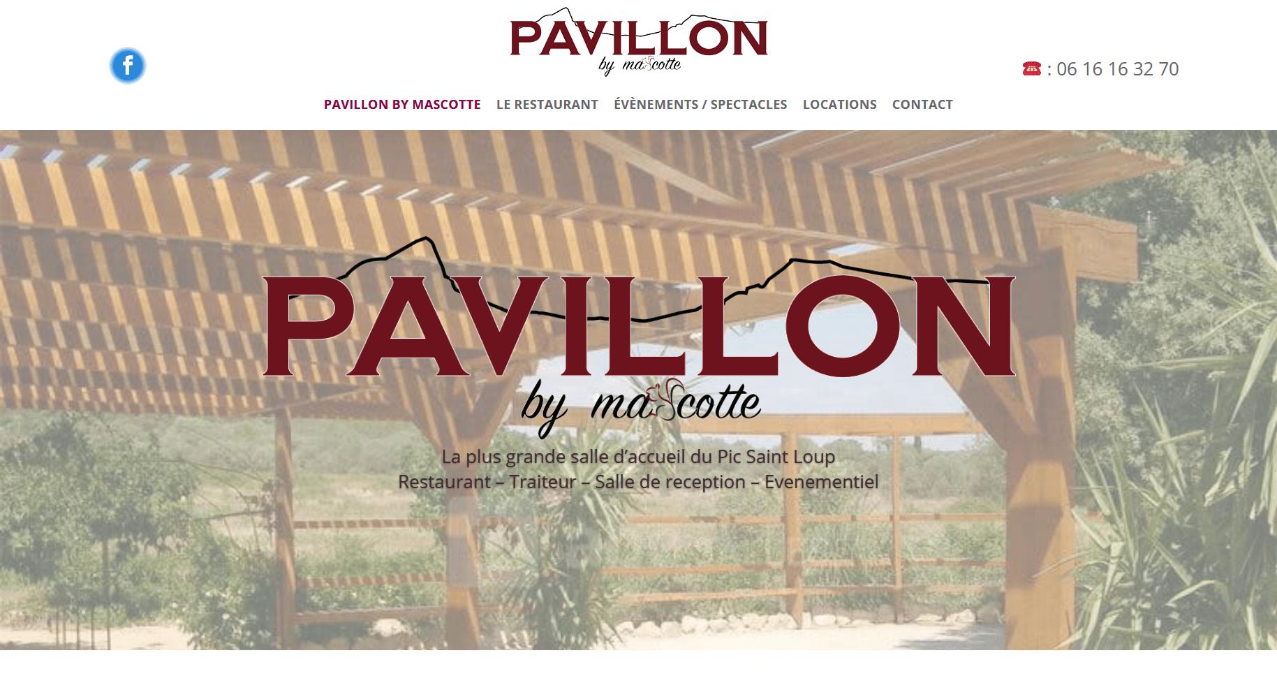 Pavillon By Mascotte